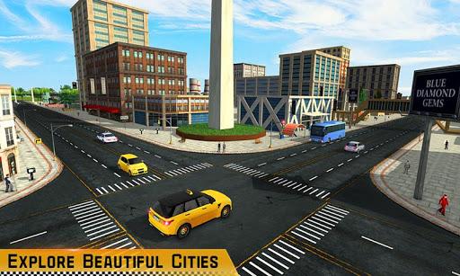Taxi Driver 3D 5.8 screenshots 3