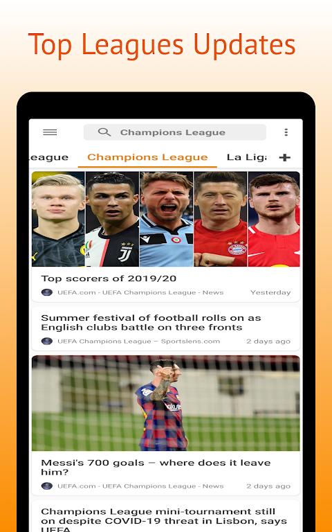 Football Pro: Soccer Scores, Football News, Videos  poster 13