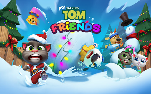 My Talking Tom Friends 1.5.1.4 screenshots 21