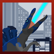 Hybrid Titan Spino: Urban Rampage