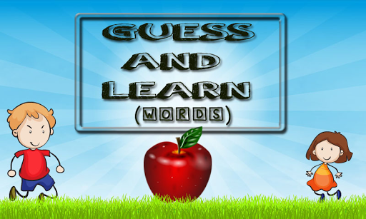 guess and learn(words) screenshot 1