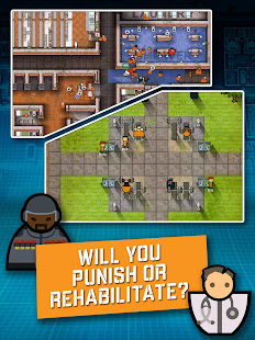 Prison Architect: Mobile 2.0.9 Screenshots 4