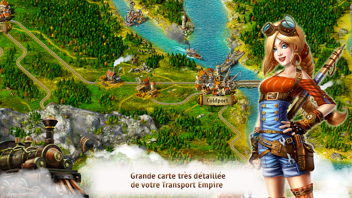 Transport Empire: Steam Tycoon APK MOD – Monnaie Illimitées (Astuce) screenshots hack proof 1