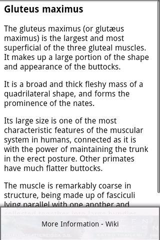 Human Anatomy 1.8 Screenshots 4
