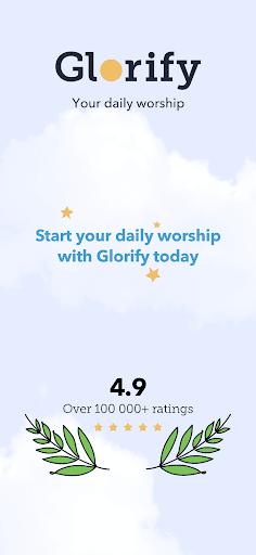 Glorify: Daily Prayer, Meditation, and Bible Study apktram screenshots 16
