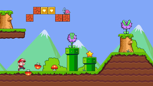Free Games : Super Bob's World 2020 5.5.1 Screenshots 15