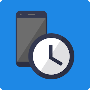 Screen Timer Stop Wasting Time 1.2.2 by Rodolfo Solano logo
