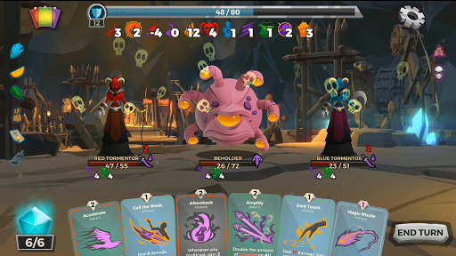 Dungeon Tales: RPG Card Game & Roguelike Battles  screenshots 4
