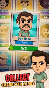Narcos: Idle Cartel Mod Apk (Unlimited Money) 5