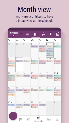 Time Planner - Schedule, To-Do List, Time Tracker 3.8.0_2 (Massive Star) Screenshots 7