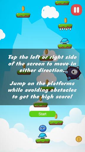 Jumpy Blob  screenshots 2