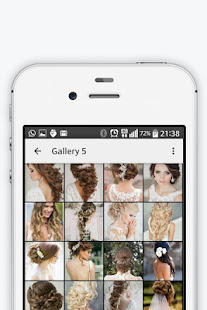 Wedding hairstyles 2018 2.2 Screenshots 1