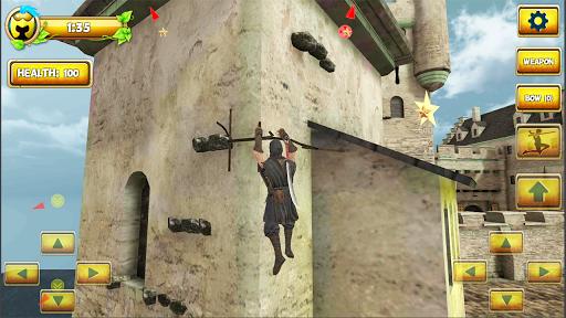 Ninja Samurai Assassin Hero II 1.3.1 Screenshots 12