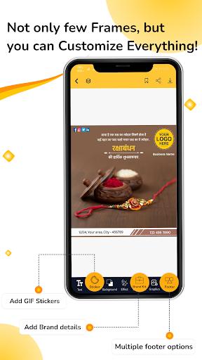 AdBanao -Festival Poster, Banner & Video Maker App android2mod screenshots 3