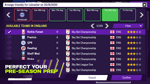 Football Manager 2021 Mobile  screenshots 15