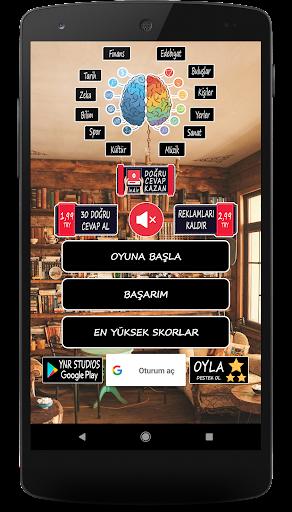 Bilgi Yaru0131u015fmasu0131 - Zeka Oyunu screenshots 9
