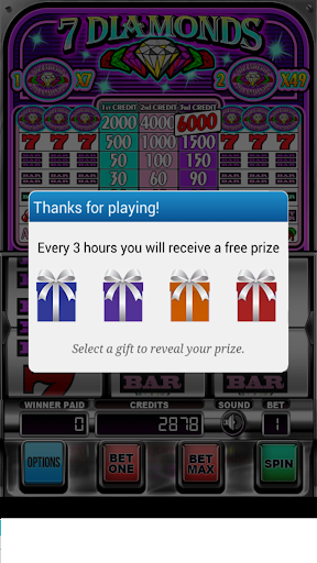 Seven Diamonds Deluxe : Vegas Slot Machines Games screenshots 17