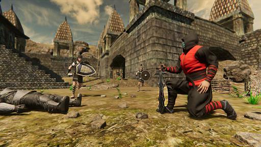 Ninja assassin's Fighter: Samurai Creed Hero 2021 apkdebit screenshots 4