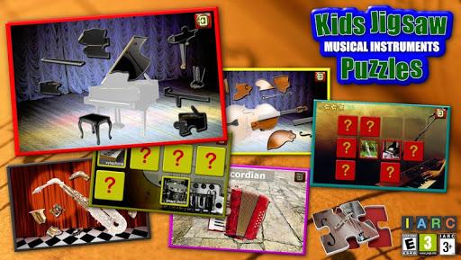 Kids Musical Puzzles 1.7.2 screenshots 1