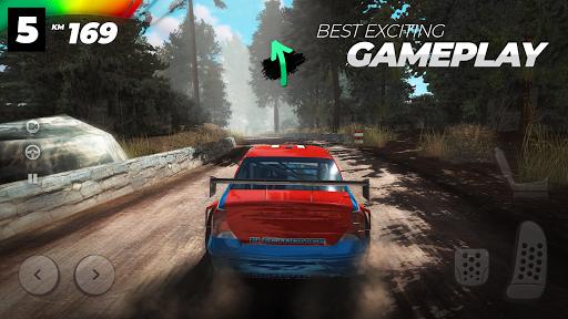 Real Rally: Drift & Rally Race  screenshots 1