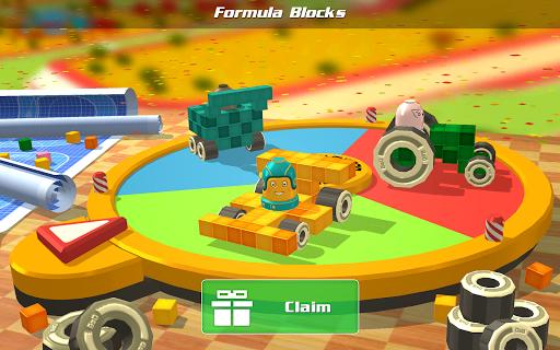 Pixel Car Racing - Voxel Destruction 1.1.2 screenshots 11