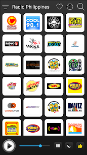 Philippines Radio Stations Online – Philippines FM 2.3.2 Mod APK Updated Android 1