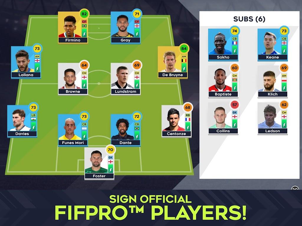 Dream League Soccer 2021 poster 10