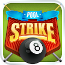 POOL STRIKE online 8 ball pool free billiards game