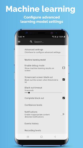 Safe Surfer: Porn Filter and App Blocker 2.1.0 Screenshots 4