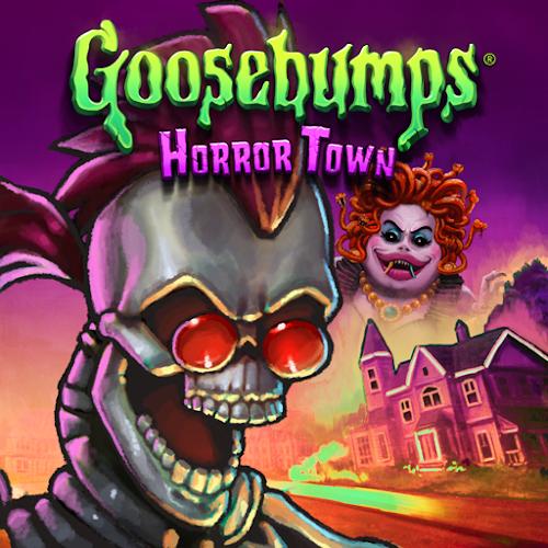 Goosebumps HorrorTown - The Scariest Monster City! 0.8.3