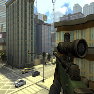 City sniper 3D Game Hack Android and iOS 2
