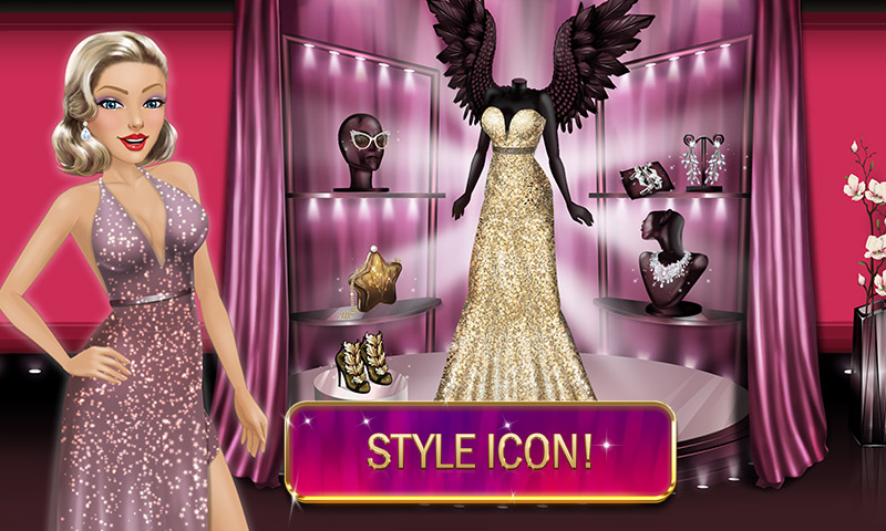 Hollywood Story: Fashion Star  poster 0