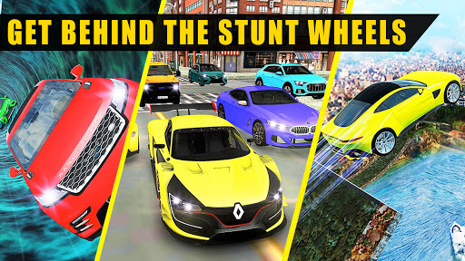 City GT Racing Car Stunts 3D Free - Top Car Racing 2.0 screenshots 2