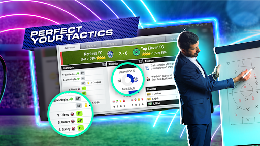 Top Eleven 2021: Be a Soccer Manager  screenshots 4