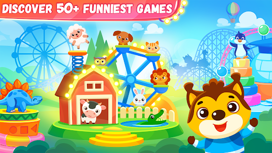 Educational games for kids & toddlers 3 years old 1.6.0 Screenshots 1
