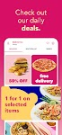 screenshot of foodpanda - Local Food & Grocery Delivery