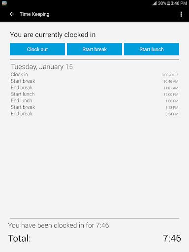 AT&T Workforce Manager screenshots 14