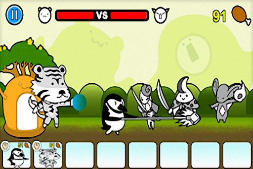 Milky Animals Cute Game screenshots 6