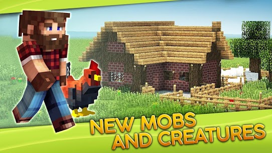 Master Mods for minecraft pe – addons for mcpe 5
