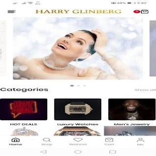 Harry Glinberg Screenshot