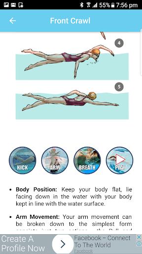 swimming master screenshot 3