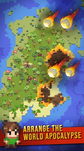 Galactory - Sandbox God Simulator  screenshots 8