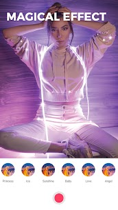 KiraKira  – Sparkle Camera Effect to Video Latest version 5
