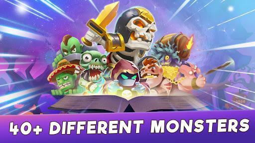 Brick Monster: Epic Casual Magic Balls Blast Game 2.0.0 screenshots 7