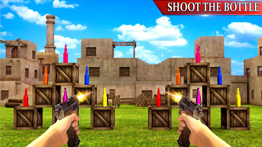Bottle Shooting : New Action Games 3.5 screenshots 4
