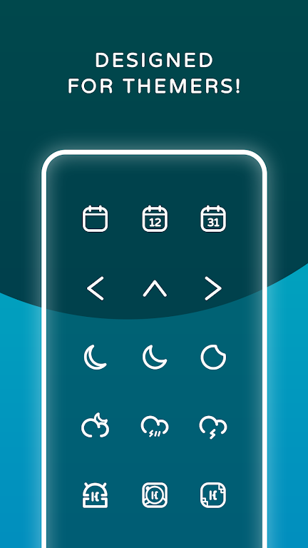 Reev Pro - Icon Pack  poster 2