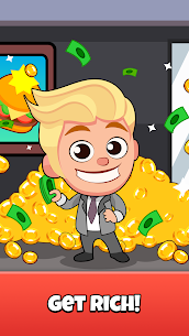 Idle Delivery Tycoon Mod Apk 1.2.0.10 (Free Shopping) 4