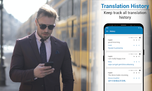 Translator All Voice Language Translate modavailable screenshots 19