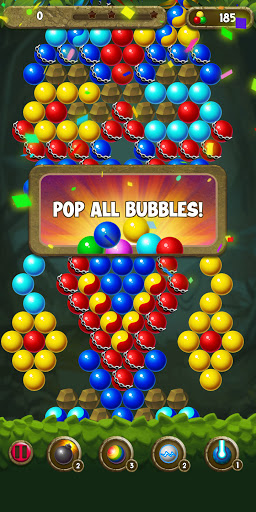 Bubble Shooter: Jungle POP 1.1.0 screenshots 20