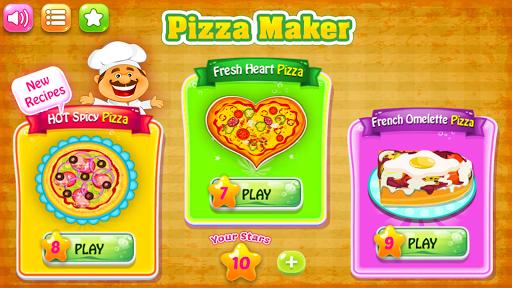 Baking Pizza - Cooking Game  screenshots 17
